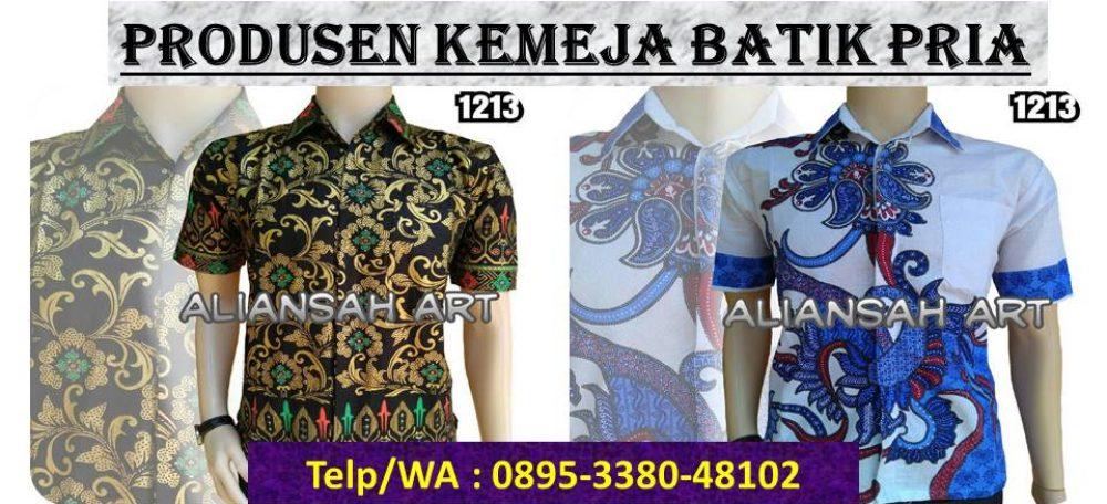 Wa 0895 3380 48102 Grosir Model Baju Batik Kombinasi Terbaru